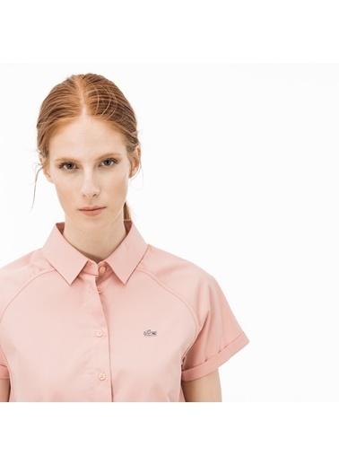 Lacoste Kadın  Gömlek CF0905.05P Pembe